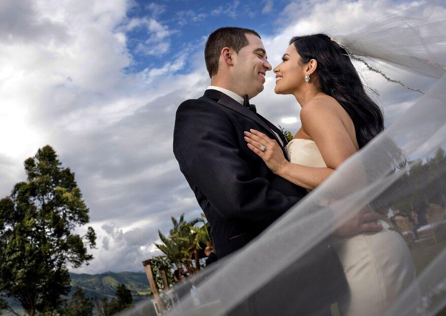 Las 30 mejores frases para felicitar a los novios en su boda