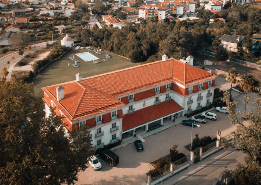 Conímbriga Hotel do Paço: mistério, charme e muita história... Tudo no seu casamento