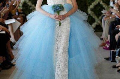 So bringen Sie Farbe in Ihre Hochzeit!