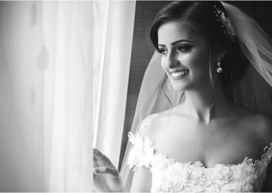 Make Up für die Braut! Wie Sie Hochzeits make up richtig anwenden.