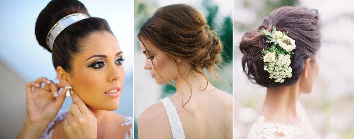 85 penteados presos para noivas: encontre o perfeito para você!