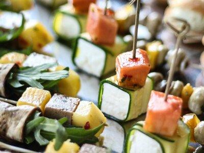 Ihre vegane Hochzeit in der Schweiz - Hier finden Sie das köstlichste Catering!