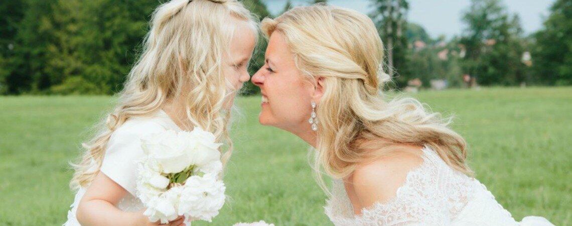 Familie neu gemischt: Diese Fragen gilt es für Patchworkfamilien vor der Hochzeit zu klären!