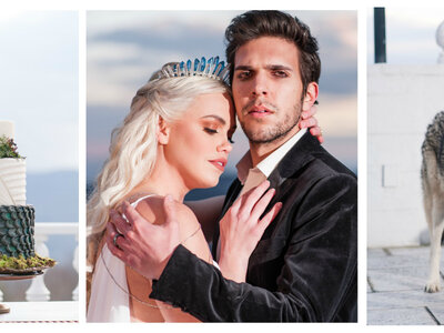 Laat je inspireren voor jouw eigen Game of Thrones bruiloft!