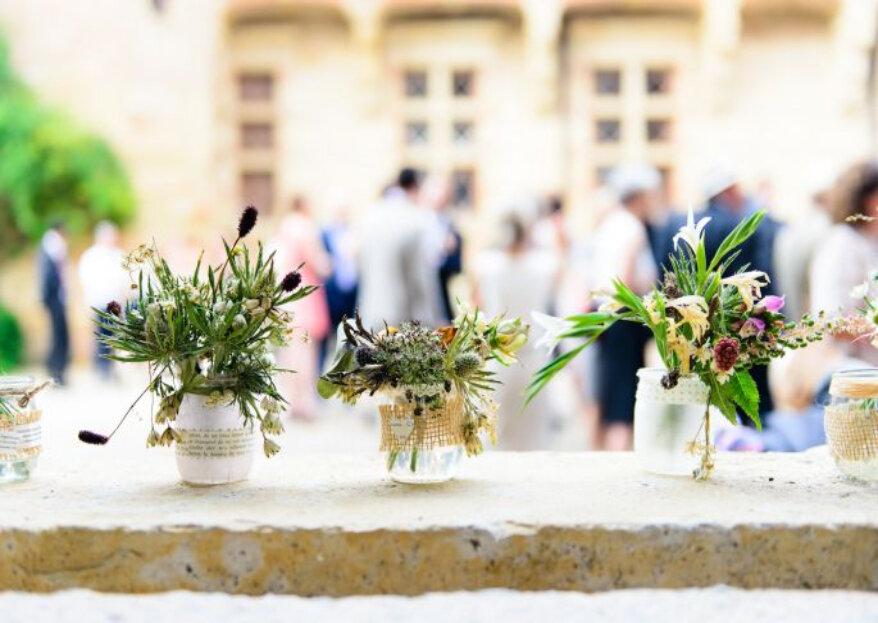 Comment organiser un mariage écologique en 5 étapes