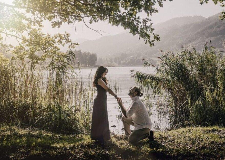 La proposta di matrimonio e le nozze dei sogni: ecco come nell'intervista alla wedding planner Paola Maravalle!