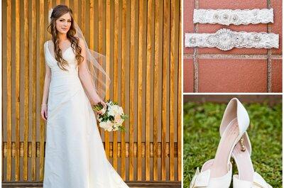 Summer in Winter: Jacqueline + Ross's Wedding in San Diego