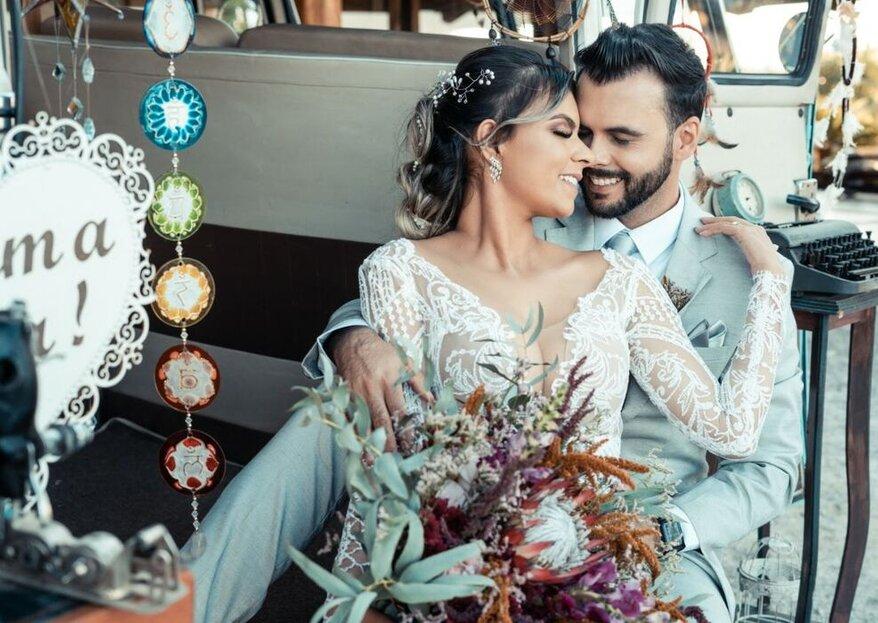 Assessores de casamento: os profissionais que são sinônimo de um dia único e de sucesso!