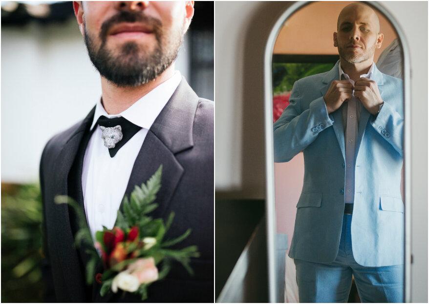 Los 6 tipos de cuello de camisa para hombre. ¡Elige el más apropiado!