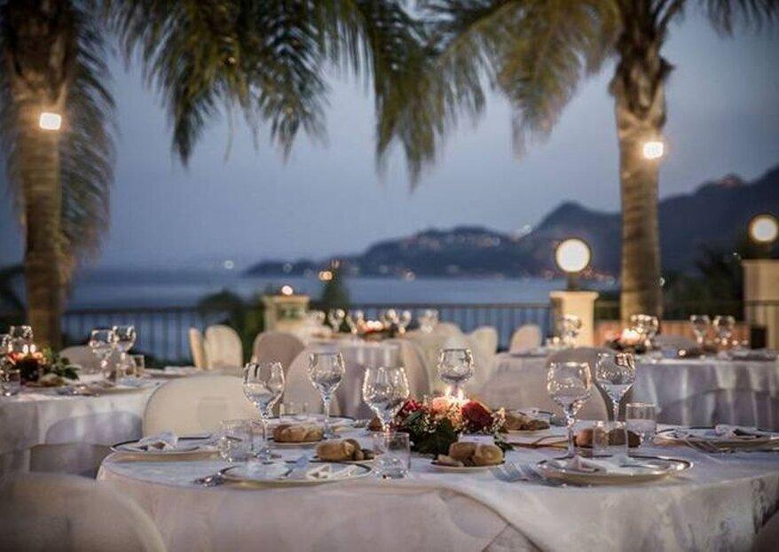 Hotel Capo dei Greci: il tuo sogno d'amore prende forma in quel di Taormina...