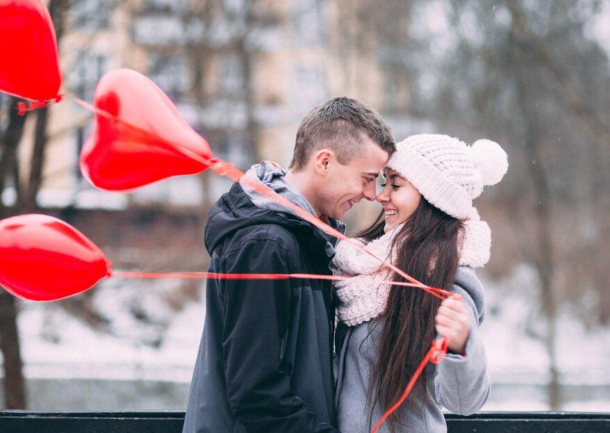 ¿Quieres ser mi enamorada? Seis ideas creativas para soltar la gran pregunta