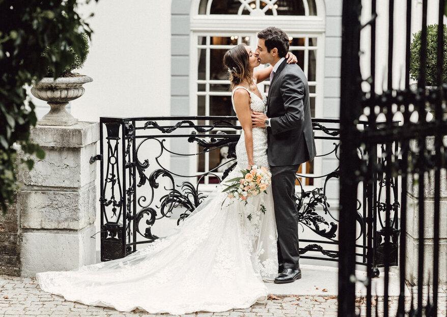 Unsere Hochzeits-Dienstleister des Monats im Februar