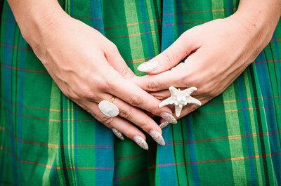 Tendencias en manicura para novias 2016: ¡descubre qué se lleva para tus uñas!