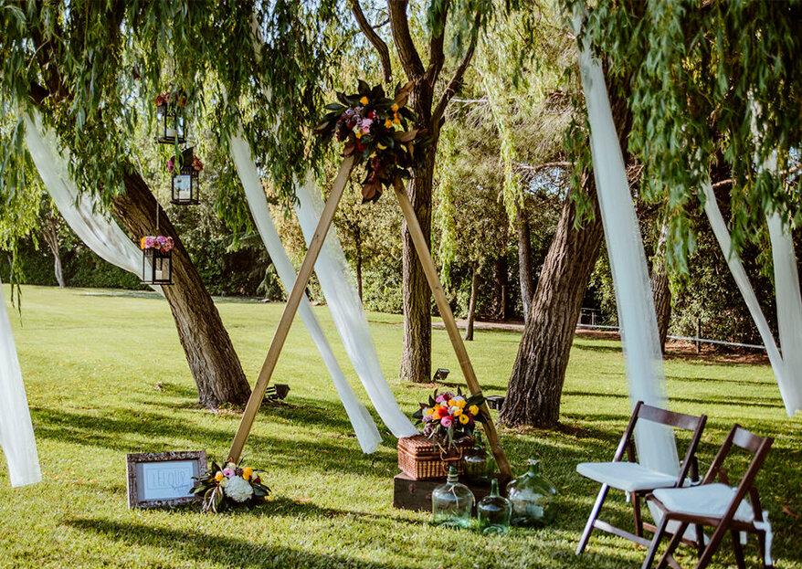 Leloup: productos y servicios para la decoración de bodas y eventos con estilo