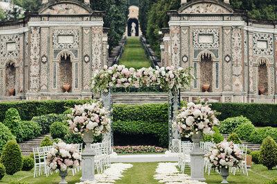 Свадьба на открытом воздухе : советы и рекомендации!