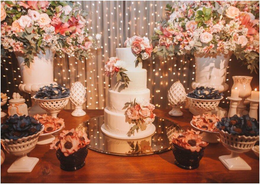 Nomangue Eventos: o espaço perfeito para um mini wedding intimista, elegante e inesquecível!