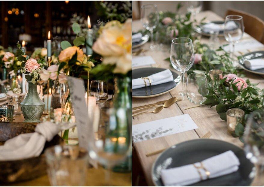 Hoe Kies Je De Perfecte Bruiloft Decoratie Met Bloemen