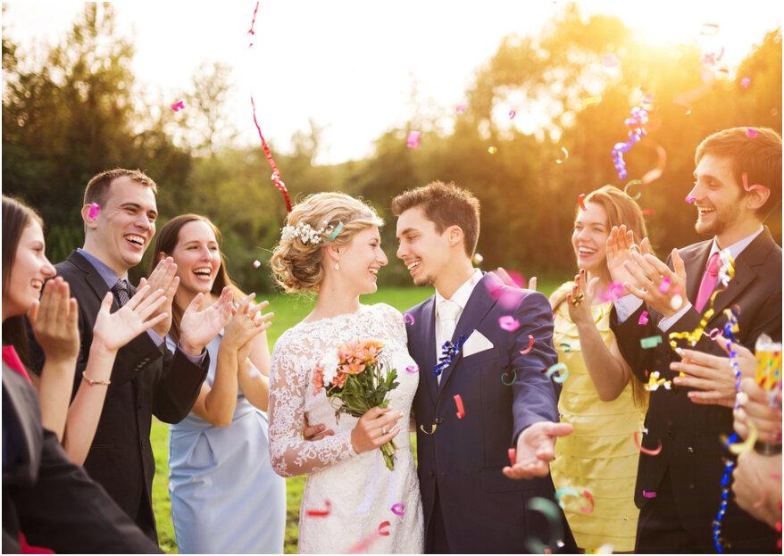 Casarse en Navidad: ¡despide el año festejando tu amor!