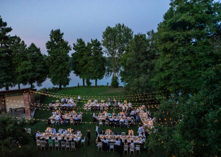 A Cascina Boscaccio potrete celebrare le vostre nozze all'interno di una villa padronale dai toni sofisticati