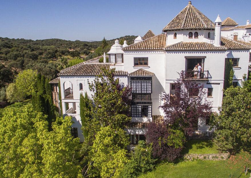 Los 7 mejores lugares de celebración para tu boda en Granada