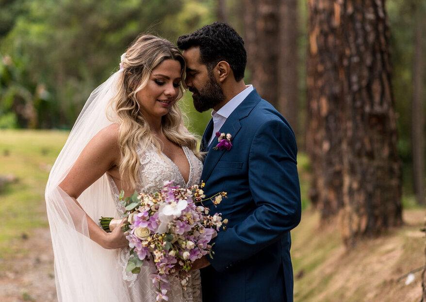 A wishlist para o seu grande dia: tudo o que os noivos querem para o casamento!