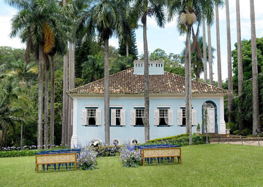 Fazenda Vila Rica: charme, encantamento e paisagens incríveis para um destination wedding arrebatador