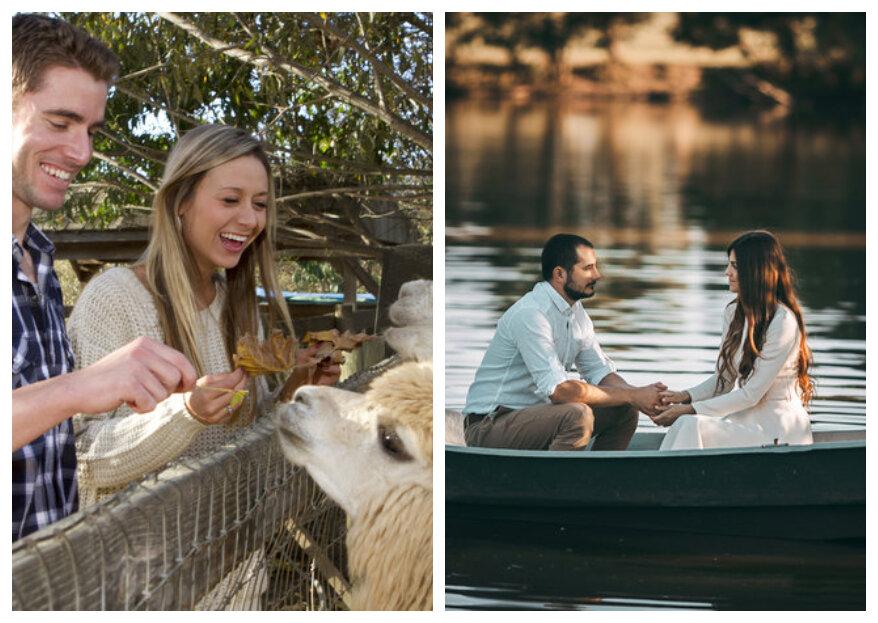 Op zoek naar een leuke date? Dit zijn de meest romantische!