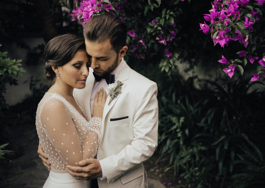 Volviendo a enamorarnos: la boda de Julieta y Martin