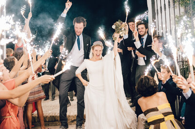 The 25 Songs That You Absolutely Cannot Leave off Your Wedding Playlist