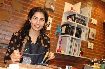 Ana González, Diseñadora de Joyas: ¡Tu historia de amor en una pieza de joyería!