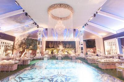 ¿Cómo organizar la recepción de tu boda?