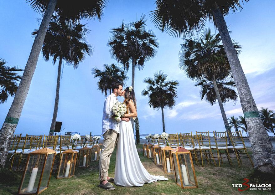 Los detalles son la clave para una boda única: ¡Adriana Peña la crea para ti!