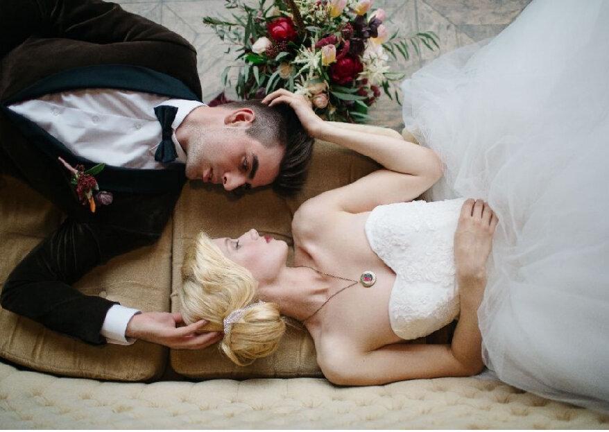 Первая брачная ночь: ожидание и реальность