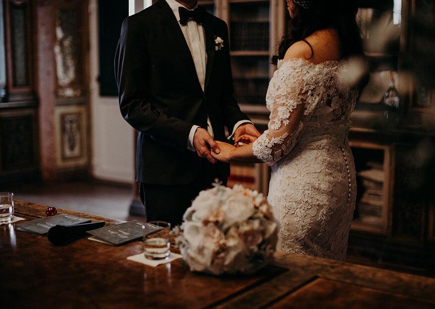 Qual é o significado das promessas de casamento?