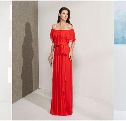 5ae6f88fe Más de 120 vestidos de fiesta largos: ¡las mejores propuestas para  invitadas de la temporada!
