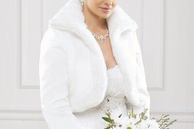 Die perfekten Accessoires für die Braut – die Kollektion 2013/2014 von Bianco Evento