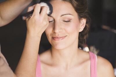 Dudas sobre peinados y maquillaje de novias. ¡Conoce los consejos de los expertos!