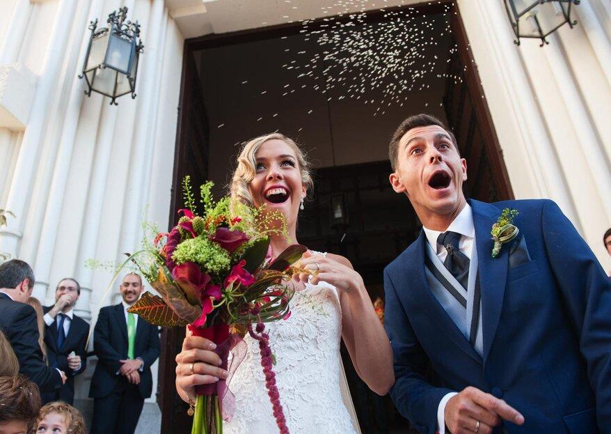 Con Podadera Fotografía viviréis vuestra boda tres veces: al soñarla, al celebrarla y al recordarla