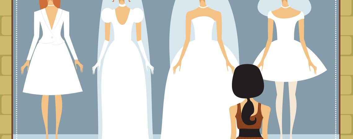 Die besten Brautmoden Geschäfte für Ihr Brautkleid in Zürich: Wir stellen unsere Favoriten vor!