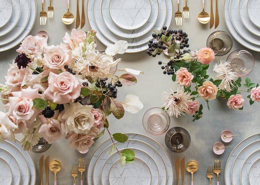 Cómo decorar tu boda en primavera: 5 ideas TOP para una celebración con estilo