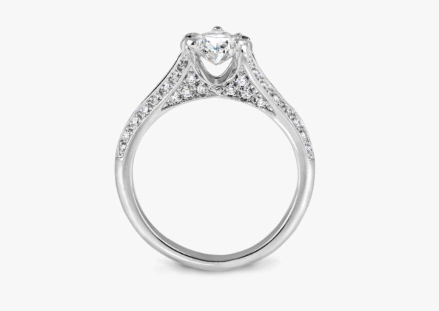 Les Galeries du Diamant vous livrent une création aussi haut de gamme qu'unique