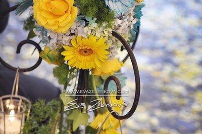 10 Estilos en decoración de boda