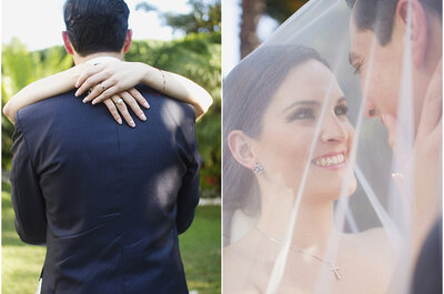 Mensajes decorativos y colores vibrantes: La Real Wedding de Nataly y Daniel te llenará de inspiración
