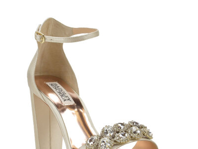 Top 5 Bridal Heels To Match Your Wedding Outfit