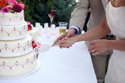 Свадебный торт: как выбрать дизайн торта на свадьбу. Советы профессионала
