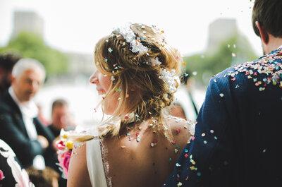 13 pensées négatives qui traversent l'esprit des futures mariées quand elles organisent leur mariage ! Fuyez-les!