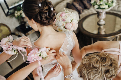 Свадебные прически с собранными волосами 2017. Советы и рекомендации профессионалов