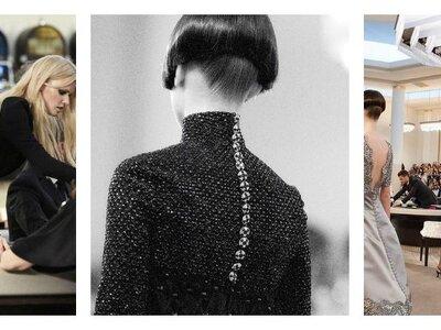 Chanel haute couture automne-hiver 2015-2016 : L'impression 3D au coeur d'un défilé à couper le souffle