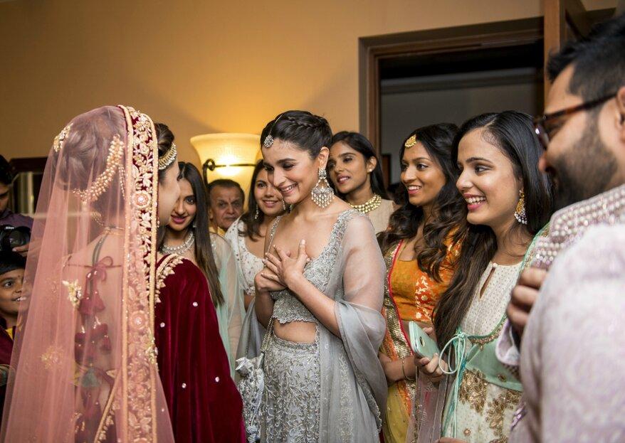 Kripa and Yash's Luxury Wedding With Bridesmaid Alia Bhatt, Including Pre Wedding Shoot