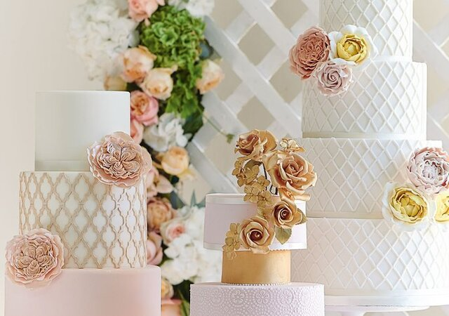 How To Choose Your Wedding Cake in 5 Steps